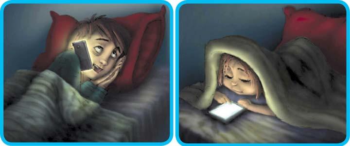 Somnul, o problema a noii generatii!!